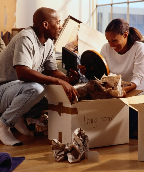 Affordable Move In / Move Out Service